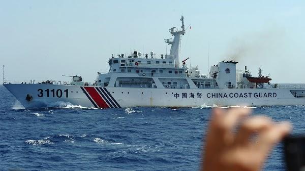 Debat Panas Bakamla dan Coast Guard China di Laut Natuna
