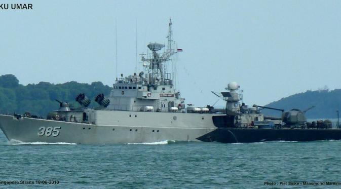 Tegaskan Kedaulatan NKRI di Natuna dan Janji Bantu Kapal Nelayan