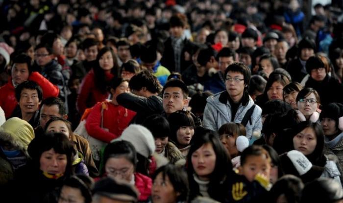 Sebanyak 3 Miliar Warga China Akan Mudik untuk Rayakan Tahun Baru Imlek