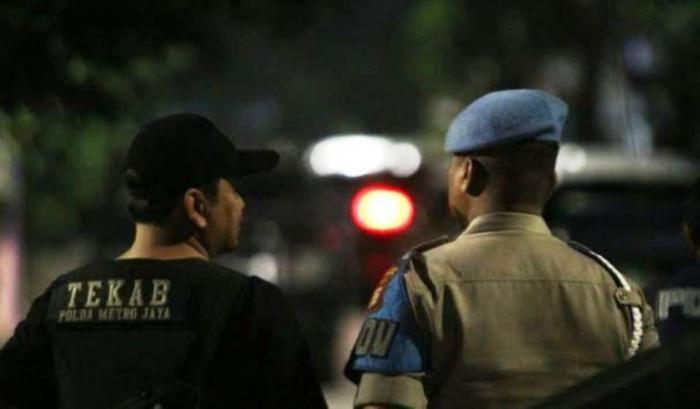Rekonstruksi Novel Baswedan, Polisi Larang Media Dekati TKP
