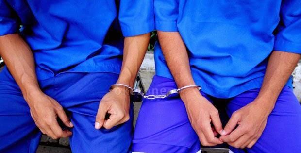 Diduga Tindak Pidana Narkotika Polisi Tangkap 2 Pria