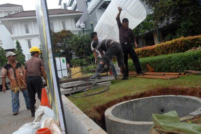 Pemda, Untuk Daerah Banjir Kenapa tidak Efektifkan Sumur Resapan, Bisa Kembalikan Cadangan Air