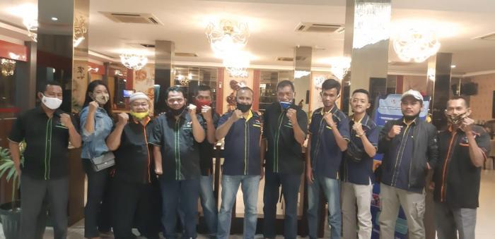 Pengurus National Paralympic Committe mendapat suntikan semangat
